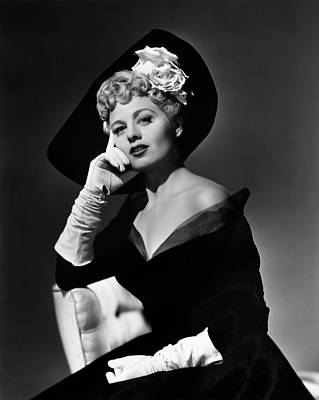 Shelley Winters, 1949 Poster by Everett