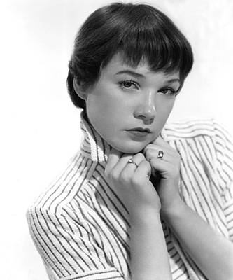 Shirley Maclaine, 1955 Poster by Everett