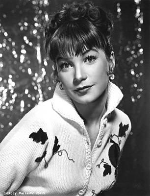 Shirley Maclaine Around 1960 Poster by Everett