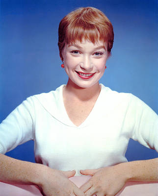 Shirley Maclaine Poster by Everett