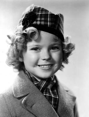 Shirley Temple, 1935 Poster by Everett