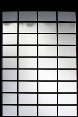 Shoji Poster by Photograph by Paul Atkinson