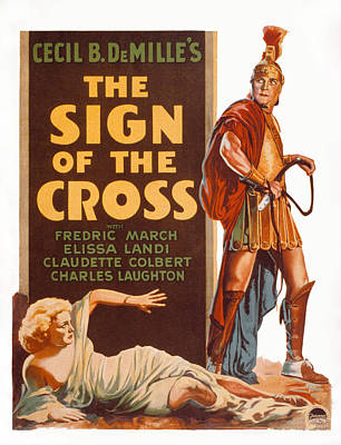 Sign Of The Cross, Elissa Landi Poster