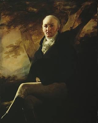 Sir James Montgomery Poster by Sir Henry Raeburn