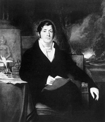 Sir Thomas Stamford Raffles 1781-1826 Poster by Everett