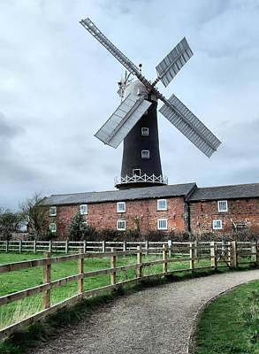 Skidby Windmill Poster