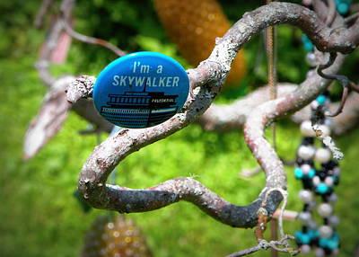 Skywalker Poster by Josie Dupuis