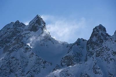 Snowdrift Formation Poster