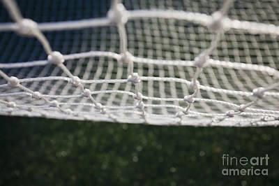 Soccer Net Poster