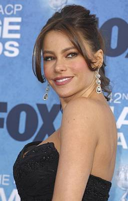 Sofia Vergara At Arrivals For 42nd Poster by Everett