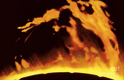 Solar Prominence Poster by Hale Observatories