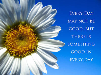 Poster featuring the photograph Something Good by Julia Wilcox
