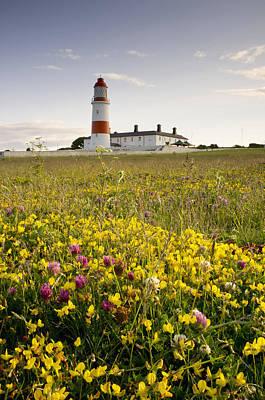 Souter Lighthouse South Shields Marsden Poster