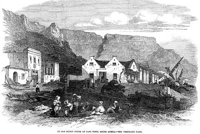 South Africa: Boers, 1864 Poster