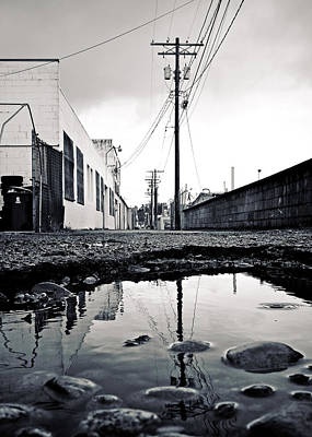 South Tacoma Alley Poster