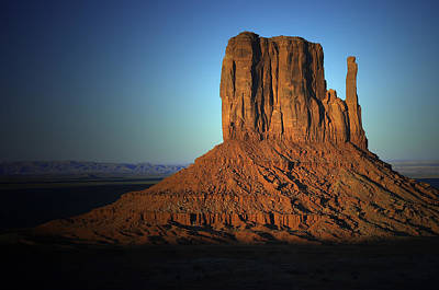 Poster featuring the photograph Southwestern Evening by Renee Hardison