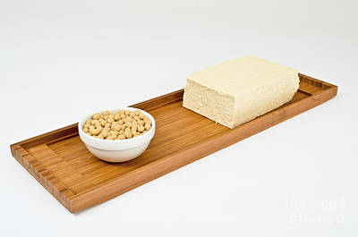 Soy Products Poster