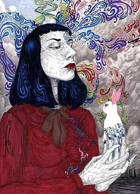 Speak To Me Darling Poster