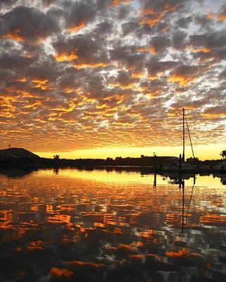 Spectacular Mazatlan Sunset Poster