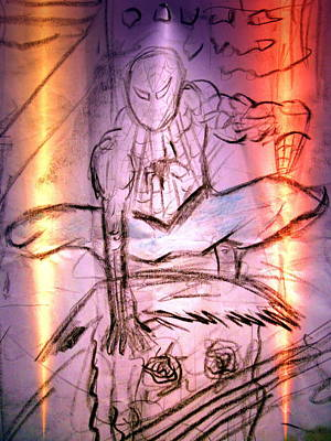 Spider 2 Poster by Beto Machado