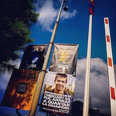 #sport #football #fcbotiga #soccer Poster