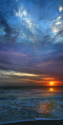 Poster featuring the photograph St. Augustine Sunrise by Rod Seel