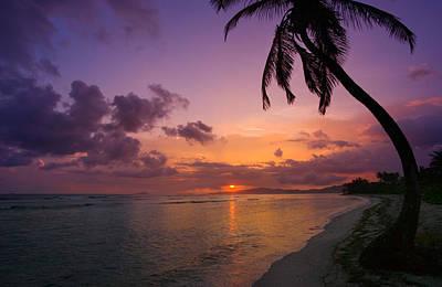 St. Croix Sunrise Poster