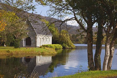 St. Finbarres Oratory On Shore Poster