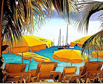 St. Maarten Poster