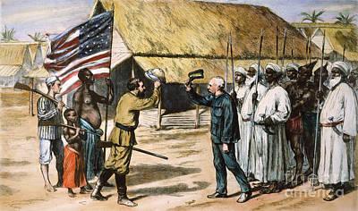 Stanley & Livingstone 1871 Poster by Granger