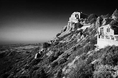 Stavrovouni Monastery Cyprus Poster