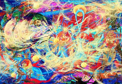 Stellar Wind Poster