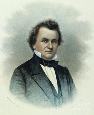 Stephen A. Douglas Poster