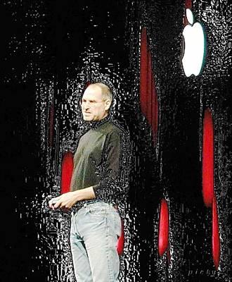 Steve Jobs 4 Poster