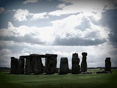 Stonehenge Poster by Ian Kowalski