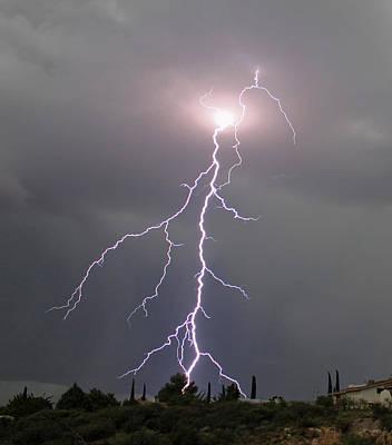 Storm Bolt Poster
