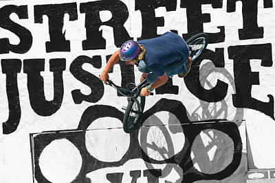 Street Justice Poster