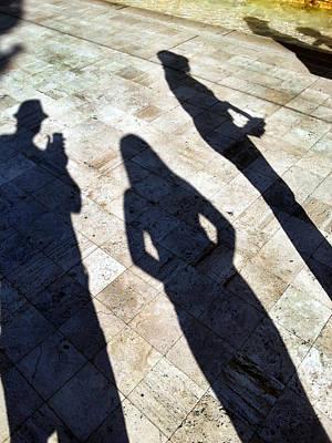 Street Shadows 018 Poster