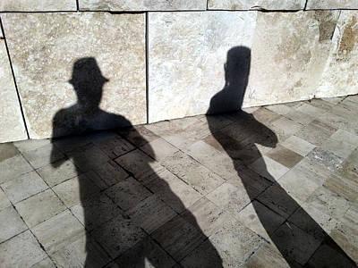 Street Shadows 020 Poster