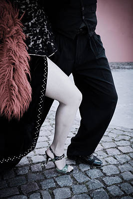Street Tango Poster