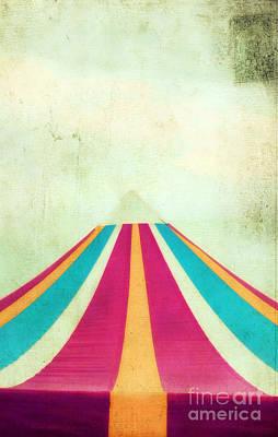 Summer Fun II Poster by Darren Fisher