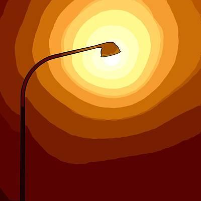 Sun-light Poster by Steve K