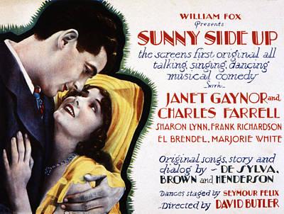 Sunnyside Up, Charles Farrell, Janet Poster