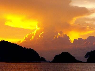 Sunscape Curu National Wildlife Park Costa Rica Poster