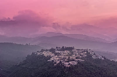 Sunset Poster by © Yannick Lefevre - Photography