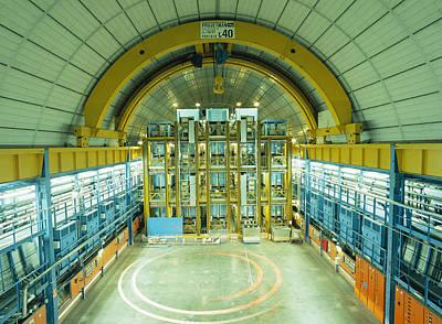 Supernova Neutrino Detector Poster