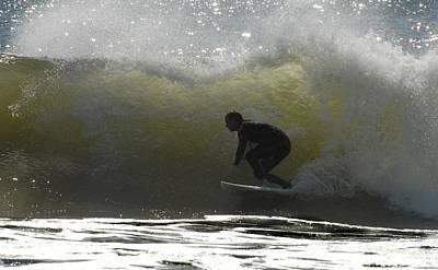 Surfing 400 Poster by Joyce StJames