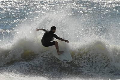 Surfing 401 Poster by Joyce StJames