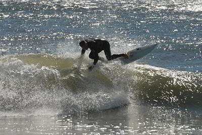 Surfing 402 Poster by Joyce StJames
