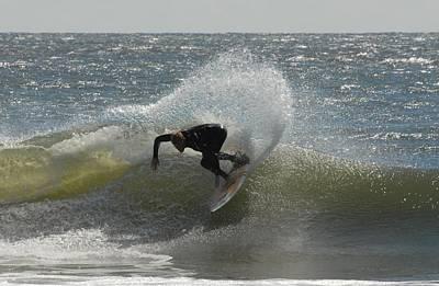 Surfing 403 Poster by Joyce StJames